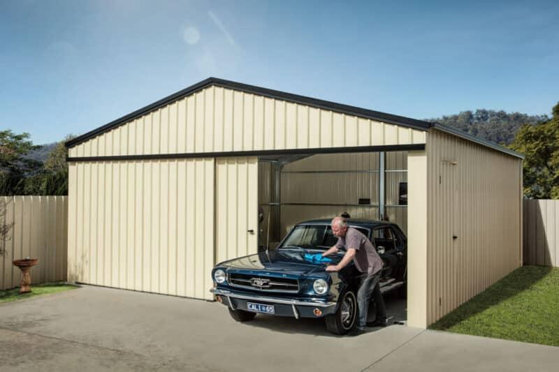Garages Garage Storage Shed Gable Domestic