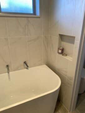 ryde bathtub close up