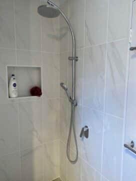 ryde shower close up