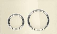 circle flush plates