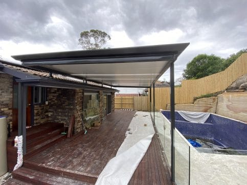 Stratco Outback Cooldek patio