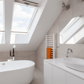 spinryde bathroom renovation